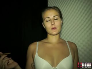 Smoking A Blunt While Sucking Cock