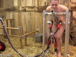 Hucows – Clara – red cow milker on fetish porn bangla femdom