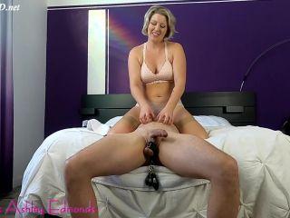 Jerk off failure – Mistress Ashley Edmonds – HandJob
