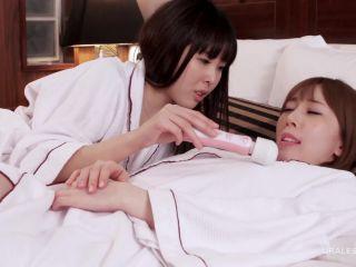 AYA AND NATSUKI FINGERING AND MASTURBATION – 20 MINUTES WITH AYA KISAKI   NATSUKI YOKOYAMA