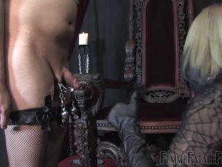 Mistress Johanna - Johannas Bitch Slave [FullHD 1080P] - Screenshot 4