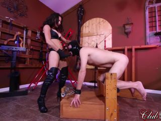 Pegging – ClubDom – Beg For My Cock – Goddess Cleo