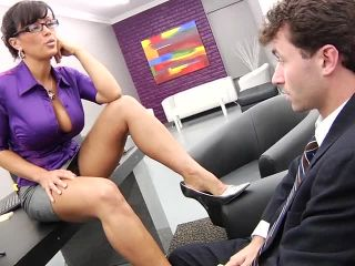 jamie valentine femdom big tits big ass big cocks scarf fetish group | She's The Boss | legs and feet, fetish on blowjob, roleplay on gangbang