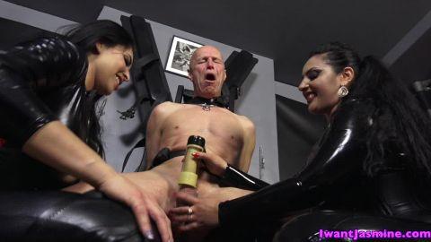 Goddess Jasmine Mendez, Mistress Ezada Sinn - 125 days of CHASTITY (720p)