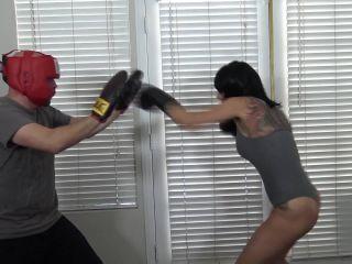 BeatenByGirls – Arena Beatdown By Mistress Arena Rome Part 4