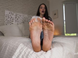 Toes – Stella Liberty – Not Another Foot JOI