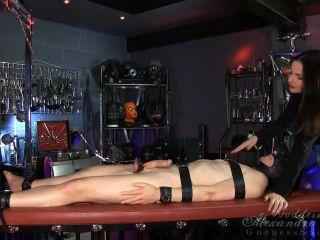 Goddess Alexandra Snow  Extreme Prolonged Edging