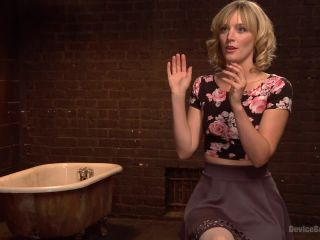 Tormenting the New Girl!-Brutal Devices, Heavy Impact, Uncontrollable Orgasms!!! - Kink  November 22, 2013
