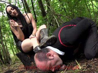 Porn online Mistress Chloe Uk - If You Go Down To The Woods Today… (1080 HD) femdom