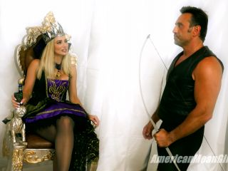 Humiliation – THE MEAN GIRLS – Enslaved by the Evil Queen – Queen Platinum