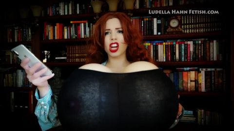 Ludella Hahn - Teacher's Mega Milkers [HD 720P]