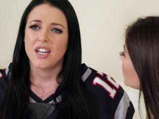 GirlsWay presents Angela White, Shyla Jennings in Lesbian Sports-Widow