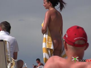 Here some video's of a Greek Nude Plage on the Greek island Paros.