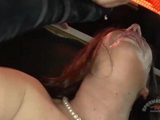 Sweet Melli Barfuck - Spermastudio  1 August 2014