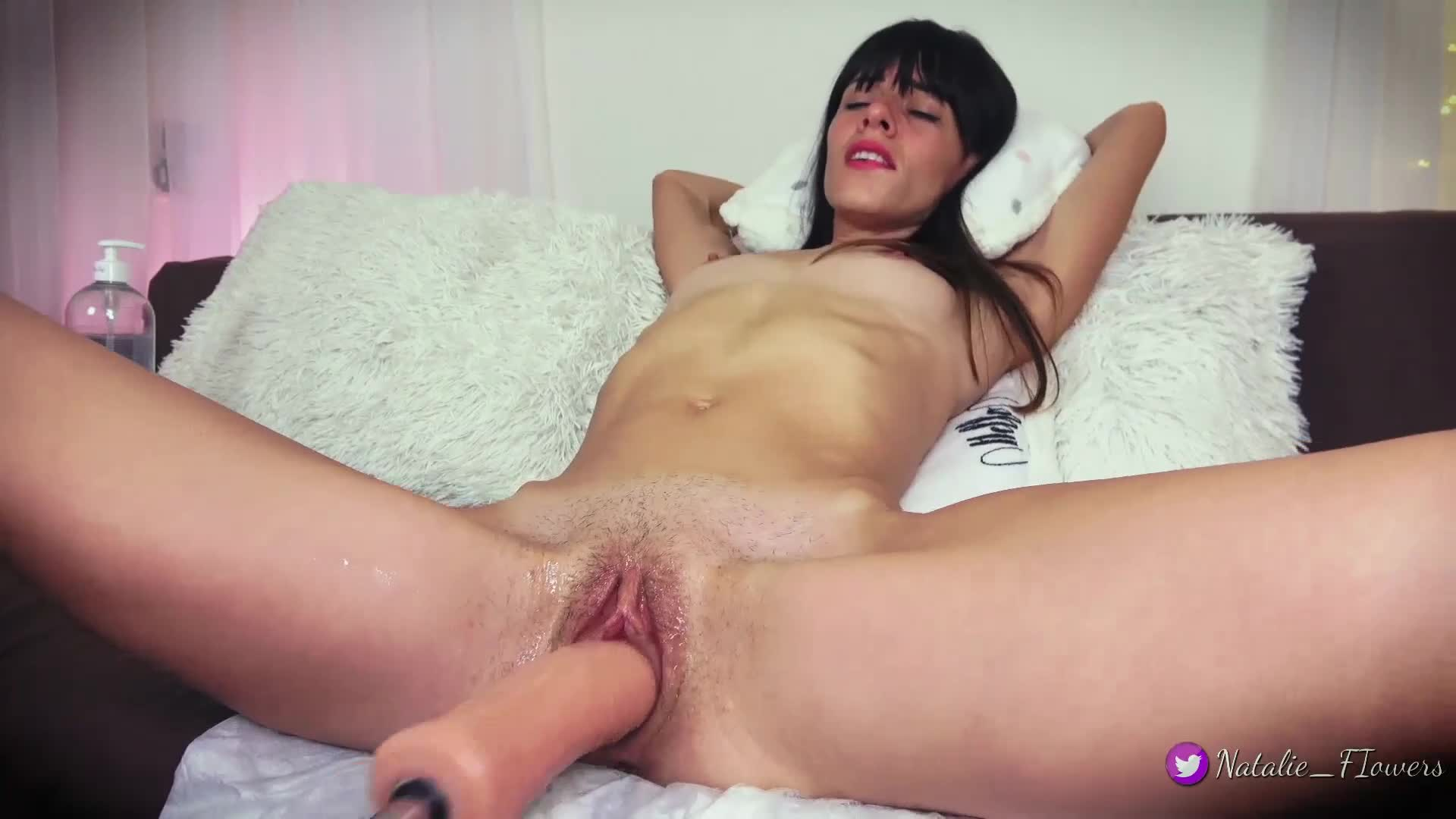 Crazy Fuck Machine Orgasm