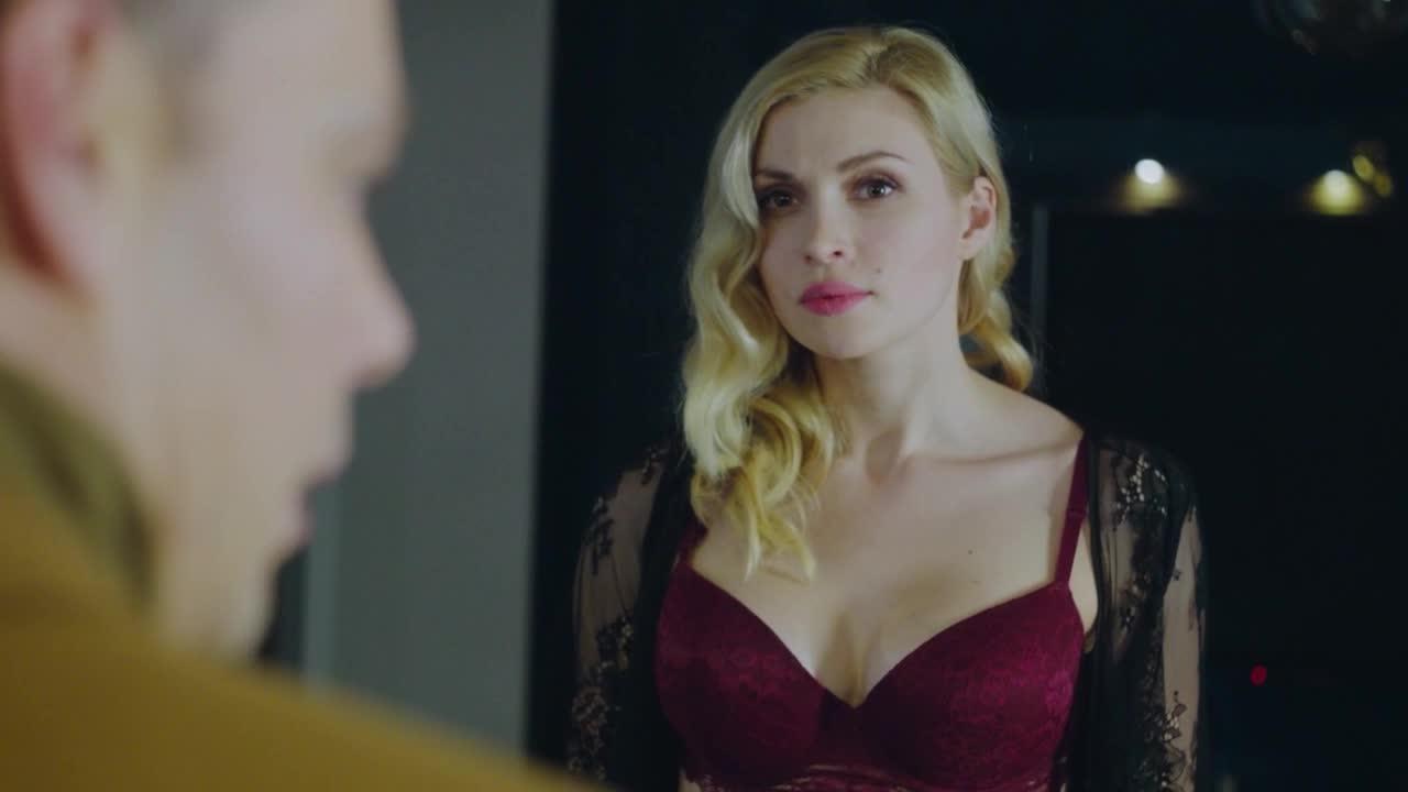 Evgenia Yarushnikova  nackt