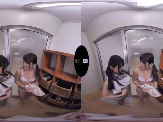 HNVR-071-A HNVR-071 【VR】 I Was The Target Of The W Slut Sisters I Met In The Men's Bath Of The Super Public Bath.