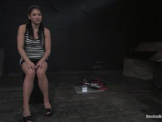 Jade Indica Oiled, fucked, bound and tortured.Countdown to Relaunch - 5 of 20 - Kink  December 6, 2013