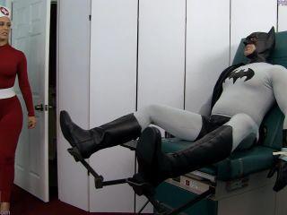 Porn online Primal's Darkside Superheroine – Battman – Captured and Milked XXX femdom