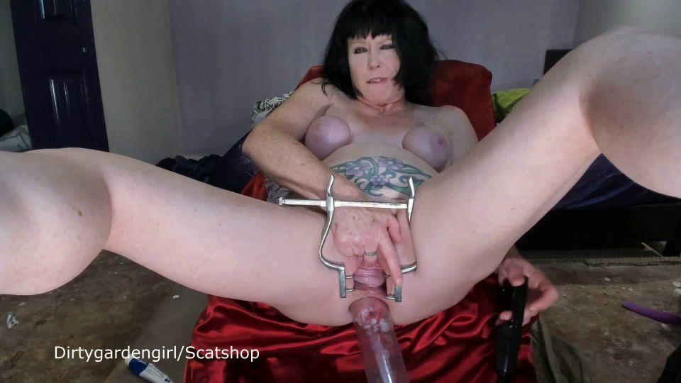 DirtyScatGirl Puke Shitty and Puke Play