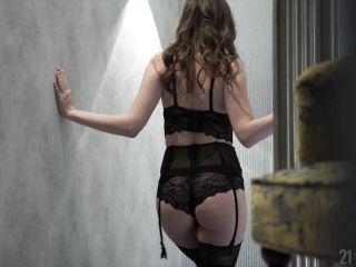 21 Erotic Anal - Lina Mercury on brunette hot anal porn