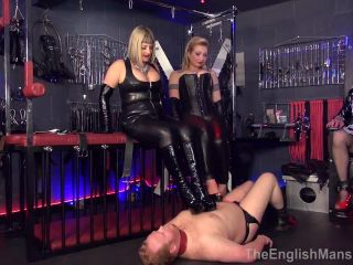 Ass Worship – TheEnglishMansion – Dungeon Maids – Complete Film – Lady Nina Birch and Madam Helle