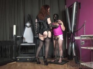 Porn online FemmeFataleFilms – Little Sissy – Part 3  Starring Mistress Lady Renee femdom