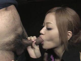 Japanese milf blowjob 02