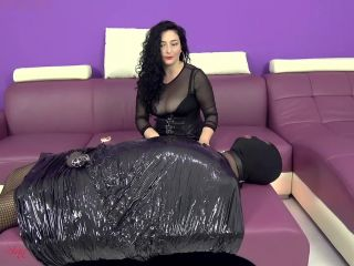 Cock Cage – House of Sinn – A hot treat for your pain and My pleasure – Mistress Clarissa