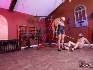 clubdom  goddess brianna  forced to be milked  crush