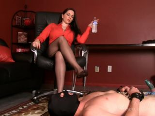 Foot Worship – Goddess Alexandra Snow – Fetish Therapist: No Cure For You