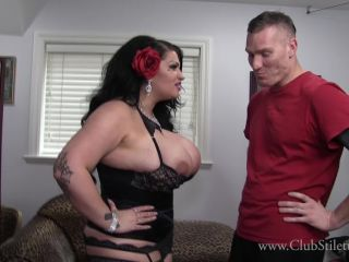 Clubstiletto – Goddess Samantha – Married Panty Sniffer Caught And Forced Into Slavery, cheerleader femdom on masturbation porn