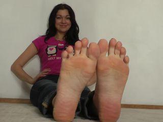 FOOT FETISH – Amparo
