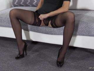 Jbvideo – ANYA OLSEN – STOCKING TEASE