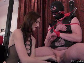 Dungeon – KinkyMistresses – Vivienne Lamour – My Ballbusting Slave – Complete Movie
