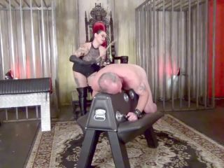 Female Supremacy – DomNation – A SLAVE TO MY RUTHLESS CANING – Mistress Bettie Bondage