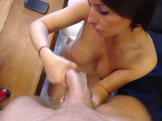 Amateur webcam sex real big dick fuck