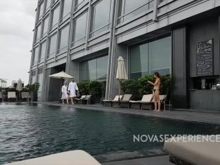 NovaPatra - Hot Asians Have Anal Sex in 5 Star Hotel [Manyvids]