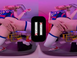 VR - Lollipop Chainsaw A XXX Parody