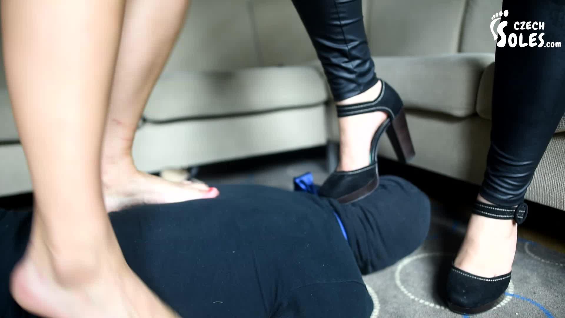 Foot Slave Foot Worship