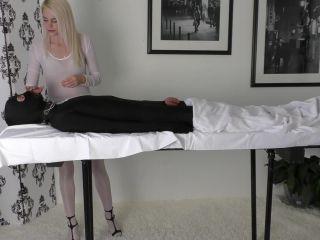 Bondage – Mistress Helix – Tantric Blowjob Tease