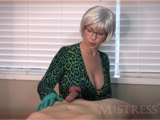 mistress – t – fetish fuckery: therapist works on sexual dysfunction