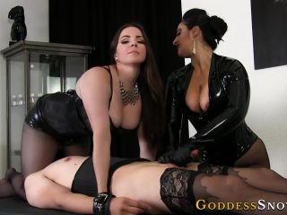 Porn online Goddess Alexandra Snow, Mistress Ezada Sinn - Edging To Ruin (1080 HD) femdom
