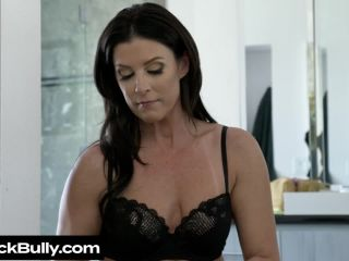 Big Cock Bully - India Summer fucks her sons Bully