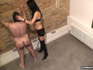 Handcuffs – Femdom Insider – 170. Punished for Bastard – Mistress Soraya