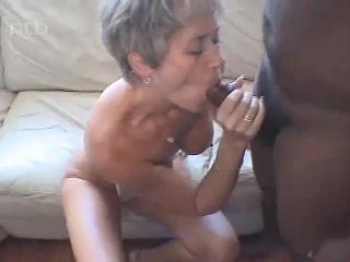 Pounding from behind and mouth full of cum