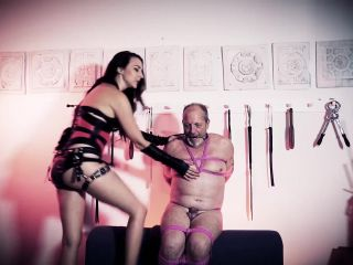 Punishment – Stella Liberty – Daddy and Damsel in Distress