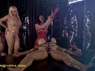 Femdom – Carmen Rivera – LOVE IS IN THE ASS – Part 2 – Bimbo Doll Ivana, Carmen Rivera and Colby Jansen | bimbo doll ivana | strap on gay men foot fetish