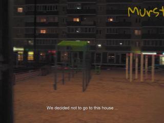 Влог 1 | Минет на общем балконе || Murstar