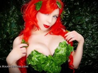 ludella hahns – ivy's titnosis